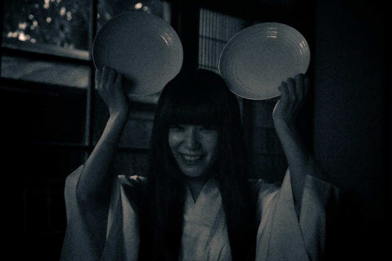 おちゃめな貞子さんの写真