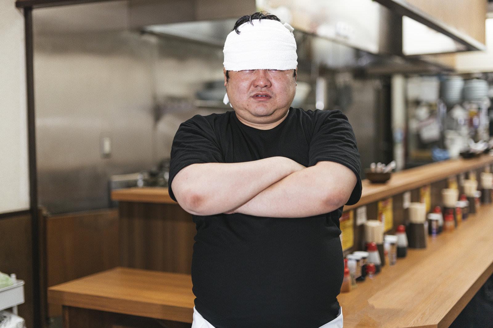 つけ麺大将の写真